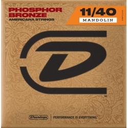 Jim Dunlop DMP1140 Phosphor Medium Mandolin Teli