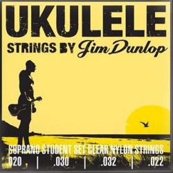 Jim Dunlop DUY201 Soprano Student 4'lü Ukulele Teli