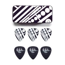 Jim Dunlop Eddie Van Halen Circle 6lı Pena Seti (0.60mm)