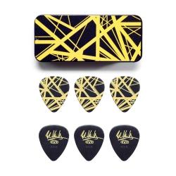 Jim Dunlop Eddie Van Halen II 6lı Pena Seti (0.60mm)