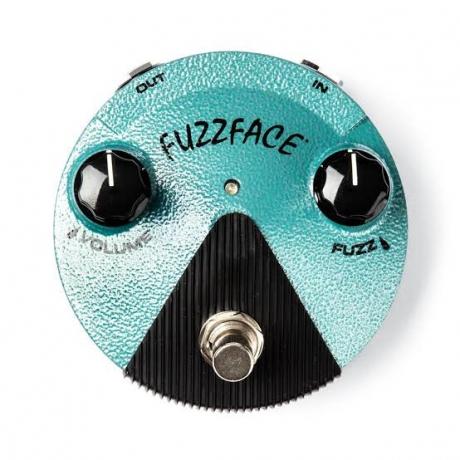 Jim Dunlop FFM3 Jimi Hendrix Fuzz Face Mini Distortion Pedalı<br>Fotoğraf: 1/1