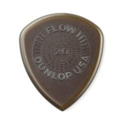 Jim Dunlop Flow Standard Grip Pena (2.0 mm)