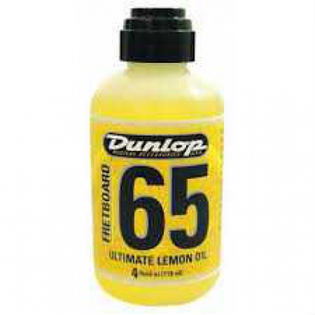 Jim Dunlop Fretboard 65 Ultimate Limon Yağı<br>Fotoğraf: 1/1