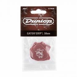 Jim Dunlop Gator Grip 12li Pena Seti (0.58mm)