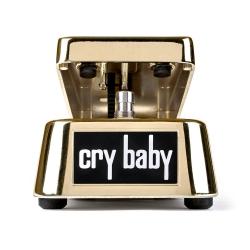 Jim Dunlop GCB95G 50. Yıl Özel Crybaby Pedal (Gold)