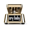 Jim Dunlop GCB95G 50th Anniversary Gold Crybaby Wah Pedalı