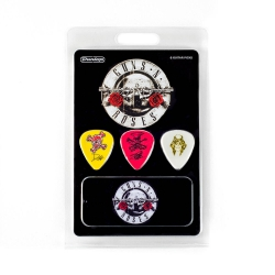 Jim Dunlop GNR002 Guns N Roses 6lı Pena Seti