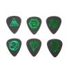 Jim Dunlop I Love Dust Green 6lı Pena Seti<br>Fotoğraf: 2/2