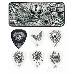 Jim Dunlop James Hetfield Signature 6lı Pena Seti (0.88mm)