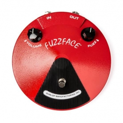 Jim Dunlop JDF2 Fuzz Face Distortion Pedalı