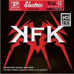 Jim Dunlop Kerry King Icon Series 7 Telli Elektro Gitar Teli (10-46 +52)