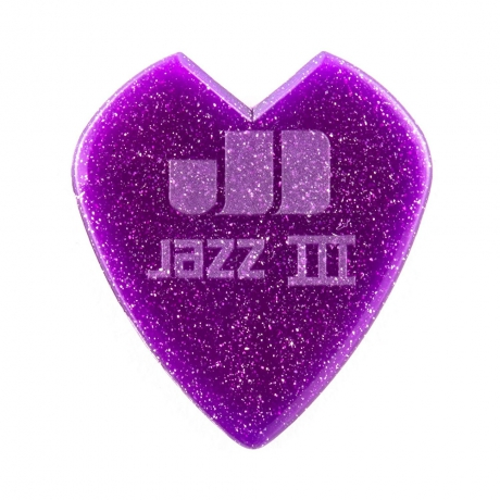 Jim Dunlop Kirk Hammett Signature Jazz III 6lı Pena<br>Fotoğraf: 2/2