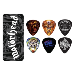 Jim Dunlop Motorhead Album Art Pena (Thin)
