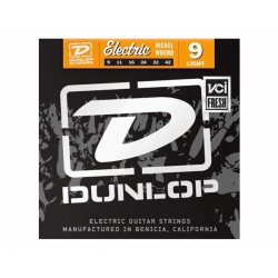 Jim Dunlop Nickel Light Elektro Gitar Teli (09-42)