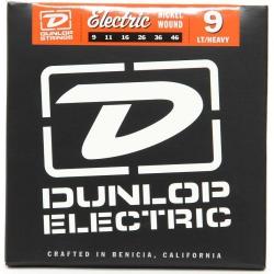 Jim Dunlop Nickel Wound Light Elektro Gitar Teli (09-46)