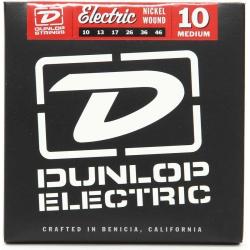 Jim Dunlop Nickel Wound Medium Elektro Gitar Teli (10-46)