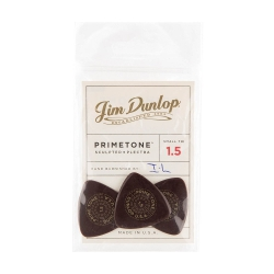 Jim Dunlop Primetone Small Triangle Smooth 3lü Pena Seti (1.50mm)