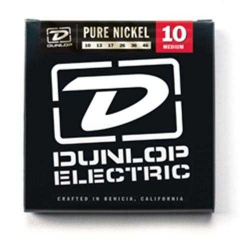 Jim Dunlop Pure Nickel Elektro Gitar Teli (10-46)