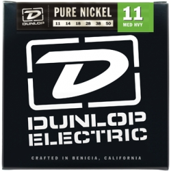 Jim Dunlop Pure Nickel Elektro Gitar Teli (11-50)