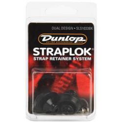 Jim Dunlop Straplok Dual Design Black Askı Kilidi