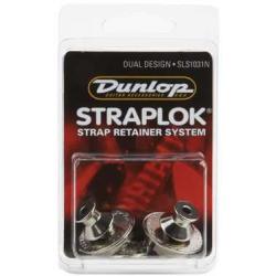 Jim Dunlop Straplok Dual Design Nickel Askı Kilidi