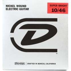 Jim Dunlop Super Bright Elektro Gitar Teli (10-46)