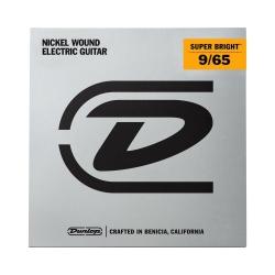 Jim Dunlop Super Bright Light 8 Telli Elektro Gitar Teli (09-65)