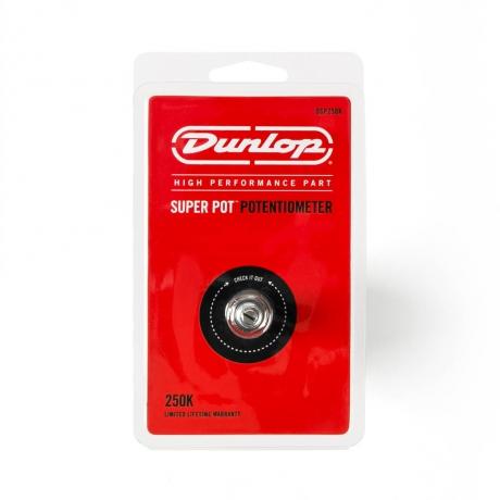 Jim Dunlop Super Pot 250K Solid Potansiyometre<br>Fotoğraf: 3/3