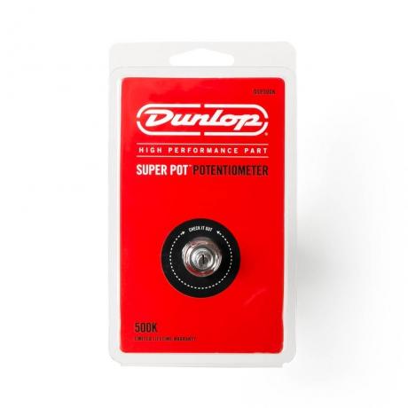 Jim Dunlop Super Pot 500K Split Potansiyometre<br>Fotoğraf: 3/3