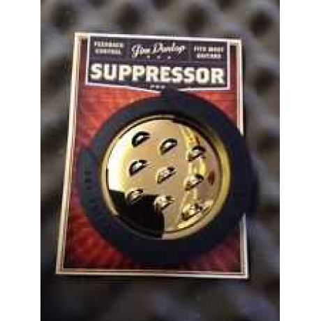 Jim Dunlop Suppressor Pro Feedback Kapağı<br>Fotoğraf: 2/2