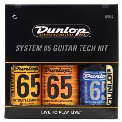 Jim Dunlop System 65 Gitar Temizleme Seti