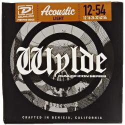 Jim Dunlop ZWP1254 Zakk Wylde Icon Series Akustik Gitar Teli (12-54)