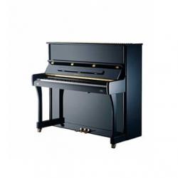 Johannes Seiler Model 118 Traditio Akustik Duvar Piyanosu (Siyah)