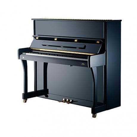 Johannes Seiler Model 122 Tradito Akustik Duvar Piyano (Siyah)<br>Fotoğraf: 1/1