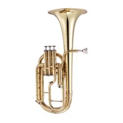 John Packer JP072 Lacquer Tenor Horn Eb