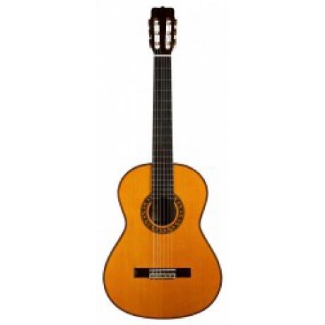 Jose Ramirez 130 Anos Sedir Klasik Gitar w/Case<br>Fotoğraf: 1/1