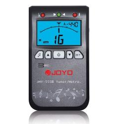 Joyo JMT-555B Backlight 3 In 1 Metronom ve Tuner (Siyah)