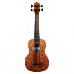 Kala Bubinga U-Bass Elektro Akustik Bass Gitar