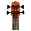 Kala Bubinga U-Bass Elektro Akustik Bass Gitar<br>Fotoğraf: 5/5