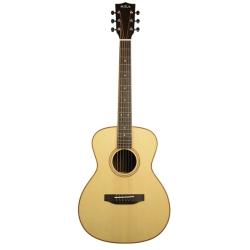 Kala KA-GTR-OM Akustik Gitar