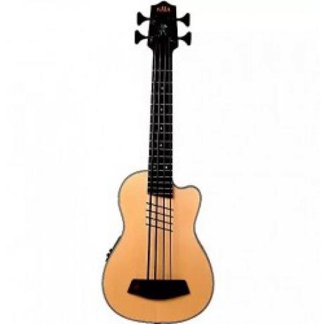 Kala U-Bass Hutch Hutchinson Signature Akustik Bas Gitar<br>Fotoğraf: 3/3