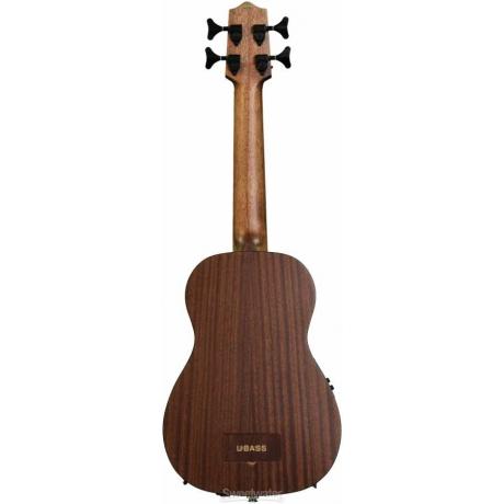 Kala U-Bass Ladin Akustik Mini Bass Gitar<br>Fotoğraf: 2/5