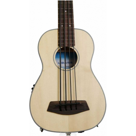 Kala U-Bass Ladin Akustik Mini Bass Gitar<br>Fotoğraf: 3/5