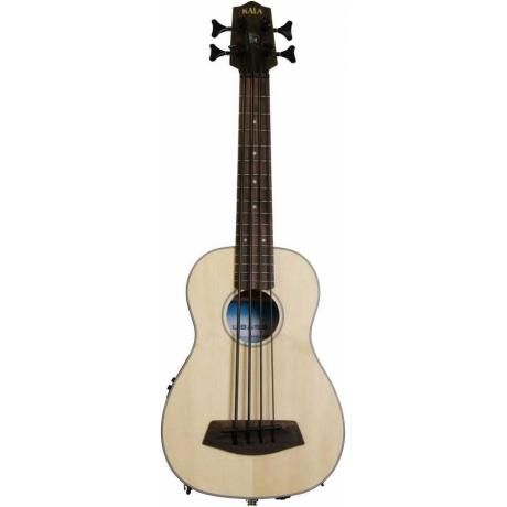 Kala U-Bass Ladin Akustik Mini Bass Gitar<br>Fotoğraf: 1/5