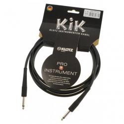 Klotz KIK 3.0 PP SW 3 Metre Enstrüman Kablosu