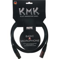 Klotz KMK Serisi 3m. Mikrofon Kablosu M1FM1K0300