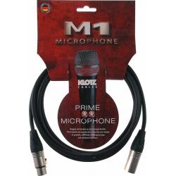 Klotz M1 Serisi 3m. Mikrofon Kablosu M1FM1N0300