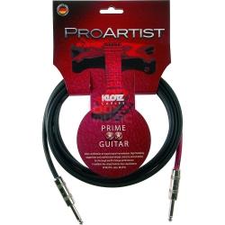 Klotz PROA060PP 6m Enstrüman Kablosu (Siyah)