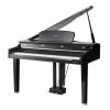 Kurzweil CGP220BP Dijital Kuyruklu Piyano (Parlak Siyah)<br>Fotoğraf: 2/2