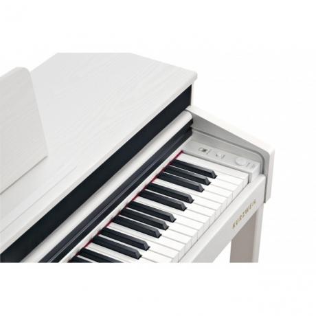 Kurzweil CUP310WH Dijital Piyano (Beyaz)<br>Fotoğraf: 5/7